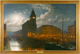 painting of Syracuse