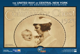 nurse and child - United Way of Central New York