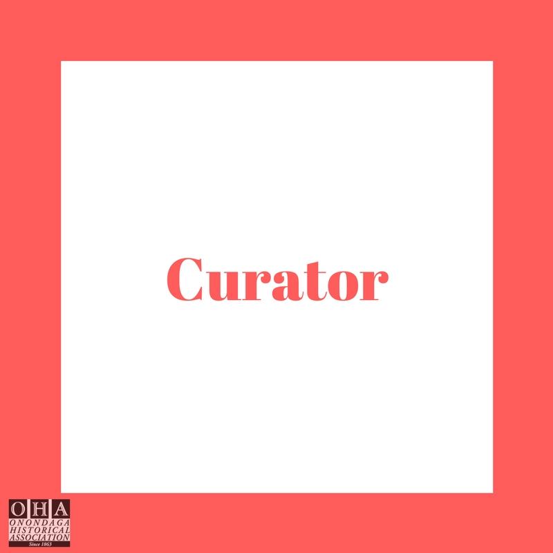 Curator Membership to OHA