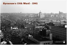 The Destruction Of Syracuses 15th Ward
