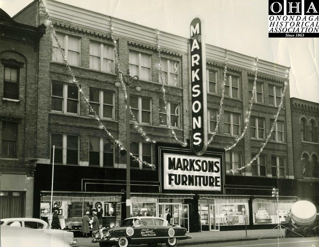 Throughout Most Of The 20th Century The Marksons