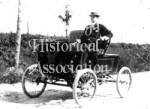 #191: John Wilkinson in Franklin Car, Syracuse