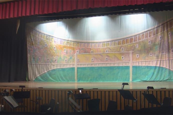 Herkimer High School Puts on 'Good News' Play_-7869427888322752773
