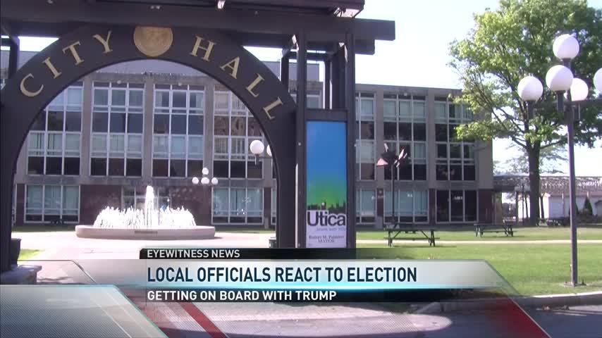 Local Officials React