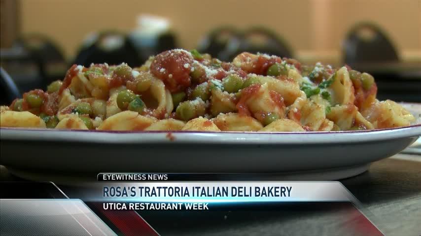 Utica Restaurant Week- Rosa-s Trattoria Italian Deli Bakery_53013943