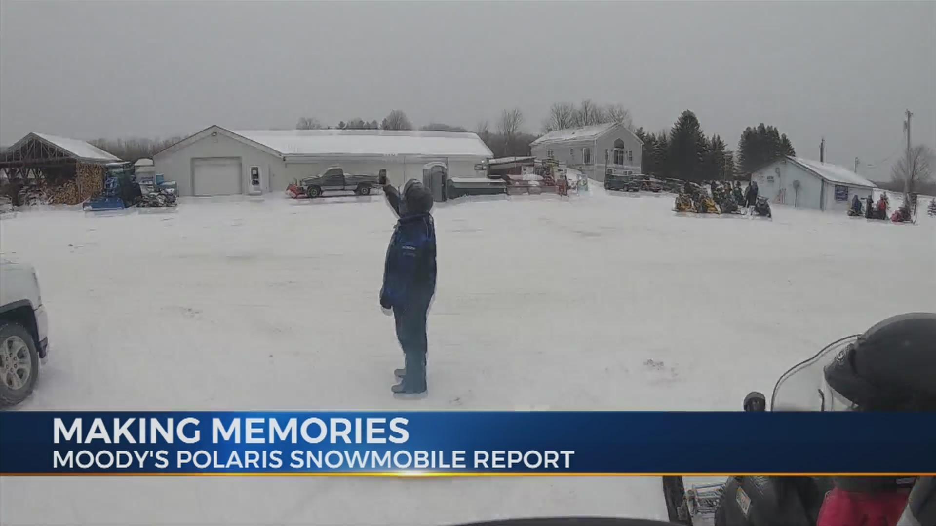 Moody's Polaris Snowmobile Report 3-14