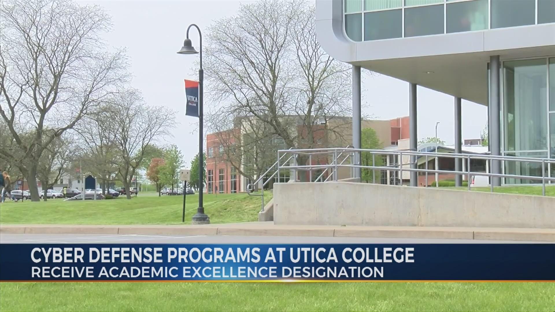 Cyber Defense Programs At Utica College