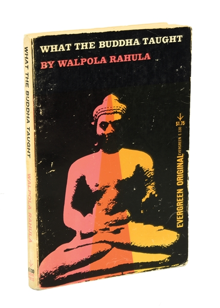 What the buddha taught - Walpola Rahula