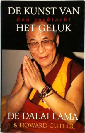 kunst van het geluk - dalai lama