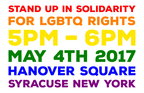 Stand up for LGBTQ Rights