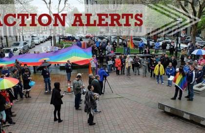 Action Alerts June