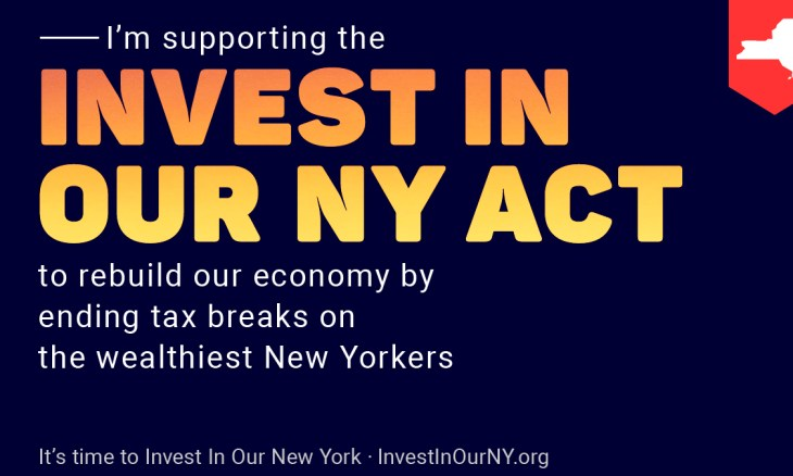 Invest In Our New York Act