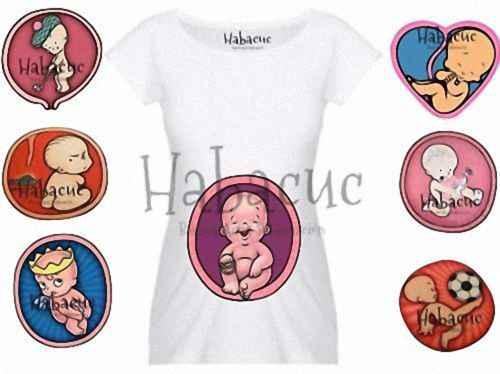 46d27df67 Remeras Embarazadas