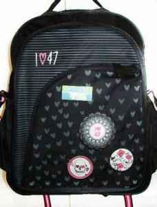 Image mochila-bolso-47-street-original-modelo-pins-negra-20235-MLA20185812051_102014-O.jpg