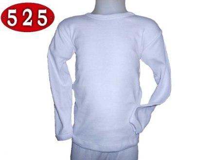 Image camiseta-media-polera-ninos-100-algodon-interlock-invierno-4818-MLA3926065586_032013-O.jpg