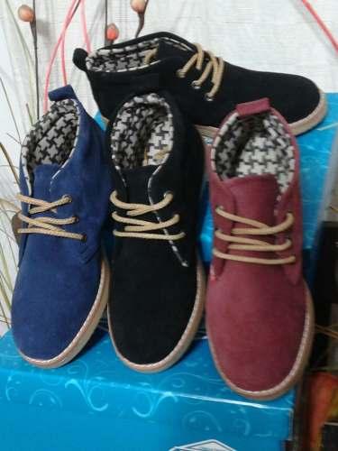 Image botas-cortas-cuero-gamuzadas-zapatos-envio-gratis-marbea-833301-MLA20320727923_062015-O.jpg