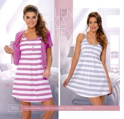 http://articulo.mercadolibre.com.ar/MLA-618670561-camison-maternal-de-amamantar-lactancia-pijama-mujer-_JM
