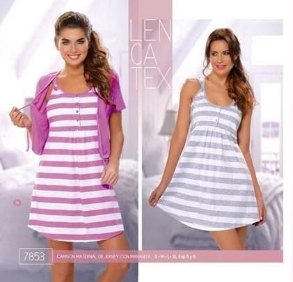 02a6a49ca ... Maternal De Amamantar Lactancia – Pijama Mujer.  http   articulo.mercadolibre.com.ar MLA-618670561-