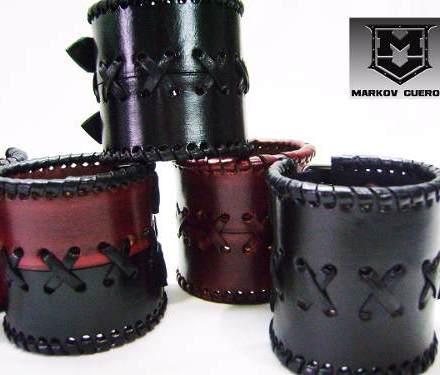 http://articulo.mercadolibre.com.ar/MLA-617690509-munequera-de-cuero-markov-cueros-_JM