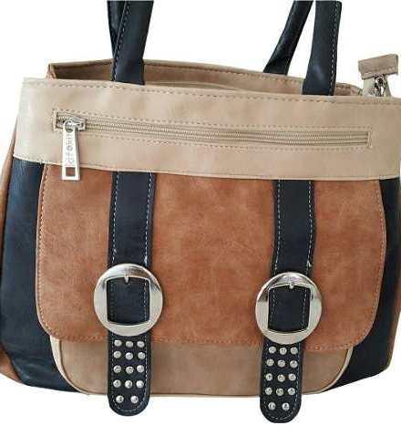 http://articulo.mercadolibre.com.ar/MLA-605776755-cartera-bolso-combinado-100-cuero-pu-mujer-urbano-diseno-_JM