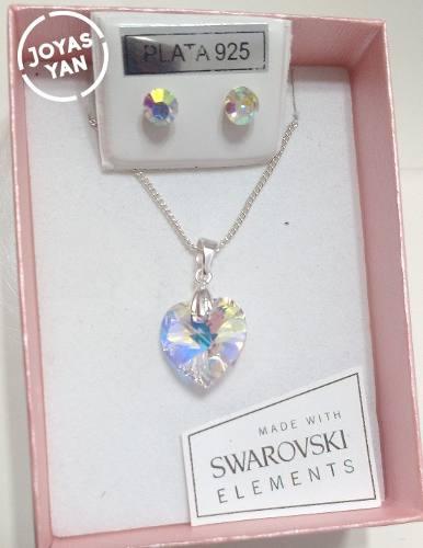 http://articulo.mercadolibre.com.ar/MLA-617918963-conjunto-cadena-con-dije-cristal-swarovski-aros-plata-925-_JM