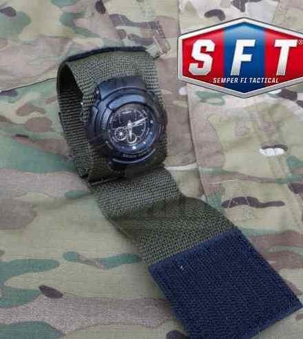 http://articulo.mercadolibre.com.ar/MLA-605708379-munequera-cubre-reloj-verde-oliva-de-semper-fi-tactical-_JM