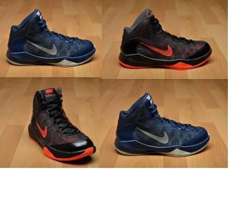 Zapatillas Nike Botas Basket Zoom Without Camara De Aire » Mayorista de ropa