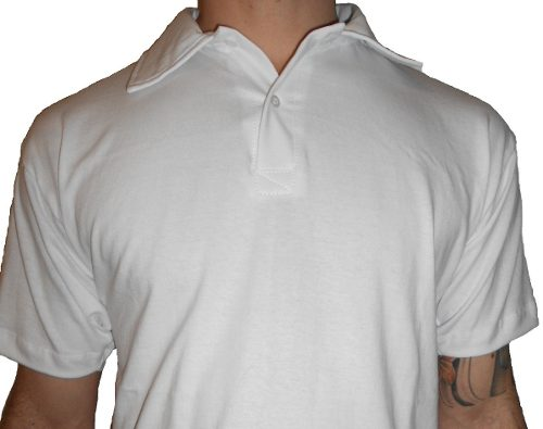 Chomba Lisa Manga Corta - Jersey 100% Algodón - Para Hombre » Mayorista de  ropa a4eedf9f26daa