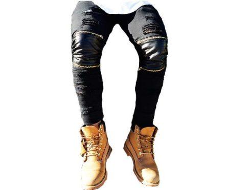 http://articulo.mercadolibre.com.ar/MLA-631430831-jean-roto-con-cierres-y-cuero-swag-_JM