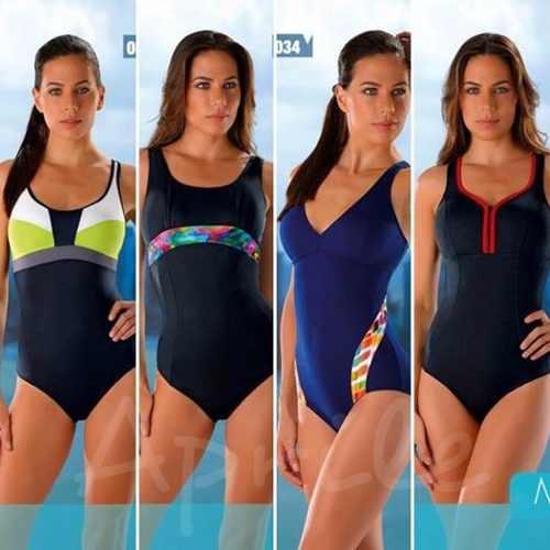 00991b918add Pack X 2 Combo Marymar Malla Entera Natación Aqua Gym » Mayorista de ropa