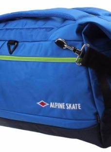 Bolso Mochila Alpine Skate Tiras Reforzadas Air Fresh Envios