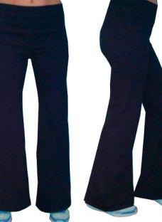 Calza Pantalon Oxford Palazzo Todos Los Talles Grandes