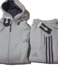 Conjuntos Adidas Pantalon Mas Campera C / Capucha