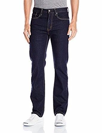 Jean Levi´s 505 Regular Fit Corte Regular / Brand Sports
