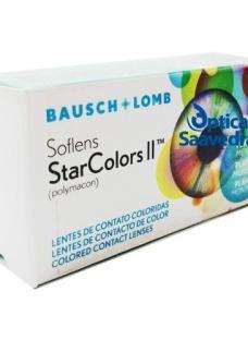 Lentes De Contacto Soflens Star Colors Ii Cosmeticas Optica