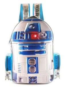 Mochila Star Wars Arturito R2d2 3d 17 Espalda Wabro Original