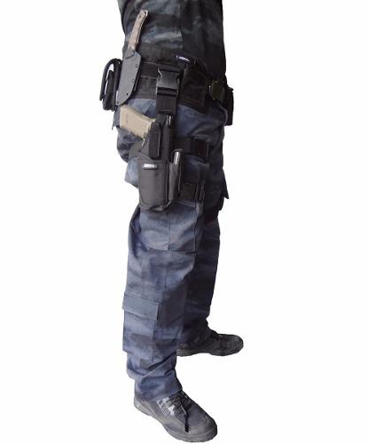 Muslera Tactica Swat Deluxe Negra Diestra De S F T ®