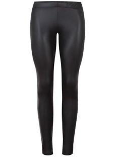 Pantalon Calza Legging Engomada Termica Negra Talle 48 / 50