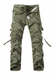 Pantalon Cargo Hombre Importado Minimalstore