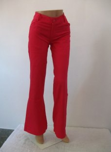 Pantalon De Vestir 47 Street Semi Oxford - Varios Colores