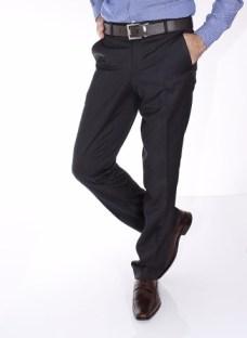 Pantalón Semi Chupin Super 120 Jean Cartier - Original