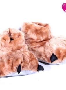 Pantufla Niñas Talles Del 24-34 Garra Baby De Shoes Bayres