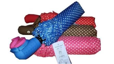 Paraguas Mini Reforzado Cherry/abre-cierra Automatico 310004