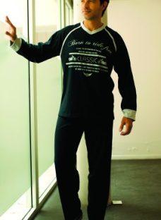 Pijama De Hombre: Talles 48 Al 60 Talles Grandes!