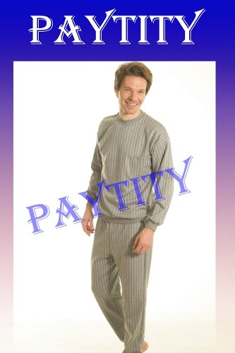 Pijama De Hombre Yacard Pesado Art.26