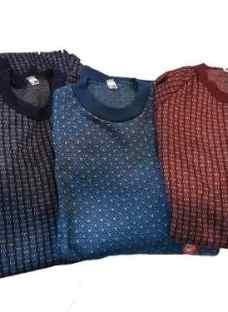 Pijama Jackard Clasico