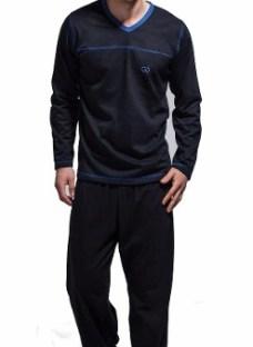 Pijamas De Hombre Lencatex-g3 !talles 1 Al 5 -varios Modelos