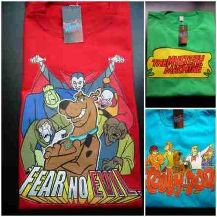 Remeras Scooby Doo Mistery Machine Estampadas Toon