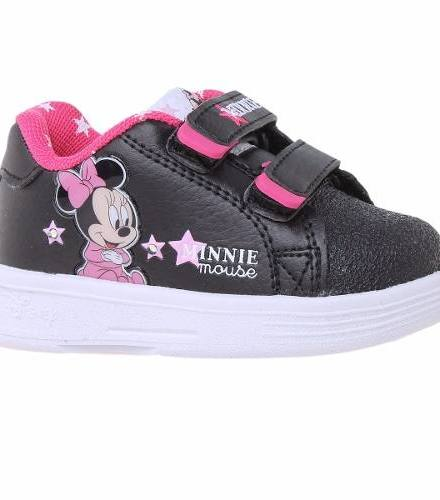 Zapatillas Disney Baby Minnie Con Luces Addnice Mundo Manias