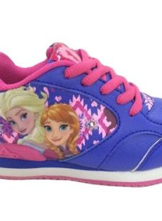 Zapatillas Frozen Addnice Con Luces Mundo Moda Kids
